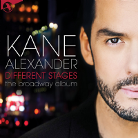 Kane Alexander Different Stages CD